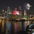Pittsburgh 3 by Emmanuel Panagiotakis