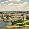 Pittsburgh Hdr by Arthur Herold Jr