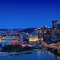 Pittsburgh by Kevin D Haley