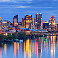 Pittsburgh Pano 13 by Emmanuel Panagiotakis