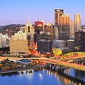 Pittsburgh Pano 22 by Emmanuel Panagiotakis
