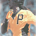 Pittsburgh Pirates Andrew Mccutchen by Joe Hamilton