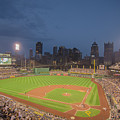 Pittsburgh Pirates Pnc Park X2 by David Haskett II