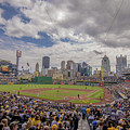 Pittsburgh Pirates Pnc Park X3 by David Haskett II