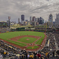 Pittsburgh Pirates Pnc Park X4 by David Haskett II