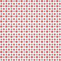 Pixel Christmas Pattern by Becky Herrera