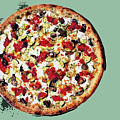 Pizza - The Guido Special by Dominic Piperata