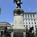 Place D'armes Sculpture 6 by Randall Weidner