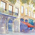 Place De La Baleine by Joel Tenzin