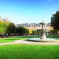 Place De Vosges, Paris by Anastasy Yarmolovich