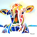 Placid The Cow by Jo Lynch