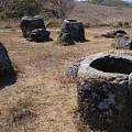 Plain Of Jars No.1 by Mike Holloway