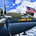 Plane - Curtiss C-46 Commando by Paul Ward