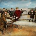 Plane - Odd - Easy As Riding A Bike 1912 by Mike Savad