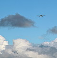 Plane Up In The Clouds by Ann O Connell