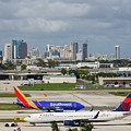 Planes By Fort Lauderdale by Dart Humeston