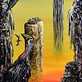 Planet Of Anomalies by Ryan Demaree