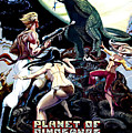 Planet Of Dinosaurs, 1-sheet Poster by Everett
