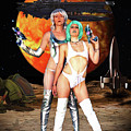 Planet Of The Space Vixens by Jon Volden