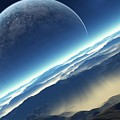 Planet Rise by Bert Mailer