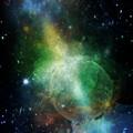 Planetary Soul Nitika by Christina VanGinkel