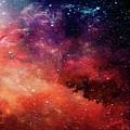Planetary Soul Violet by Christina VanGinkel