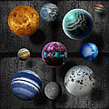 Planets by Maria Astedt