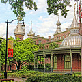 Plant Hall University Of Tampa by HH Photography of Florida