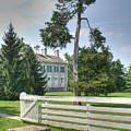 Plantation Home by Douglas Barnett
