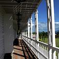 Plantation Porch by Ian  MacDonald