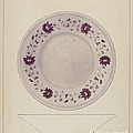 Plate by J. Howard Iams