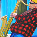 Play It Mr Sax Man by Michael Lee
