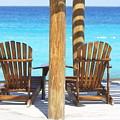 Playa Azul 2 by Robert Hunter