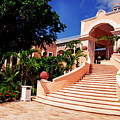 Playa Del Carmen Palace by Thomas R Fletcher