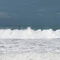 Playa Hermosa Wave Number Four Central Pacific Coast Costa Rica by Michelle Constantine