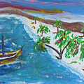 Playa Secreta II by Alfredo Correa