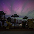 Playground Aurora by LuAnn Griffin
