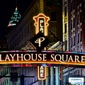 Playhouse Square Up Close by Frozen in Time Fine Art Photography