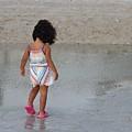Playing In The Water by Mesa Teresita