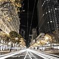 Playing In Traffic by Digital Kulprits