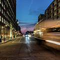Playing In Traffic by Randy Scherkenbach