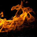 Playing With Fire by David Campbell