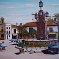 Plaza Alta by Mayte Heredias