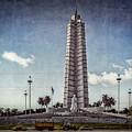 Plaza De La Revolucion by Lou Novick
