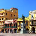 Plaza De Los Coches by John Rizzuto
