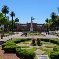 Plaza De Mayo by Randy Scherkenbach