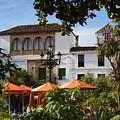 Plaza De Naranjas by Brenda Kean