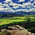 Pleasant Valley Colorado by Mountain Dreams