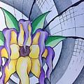 Pleiadean Sunflower by Noah Babcock