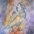 Pleistocene Raven 1 by Marsha Karle